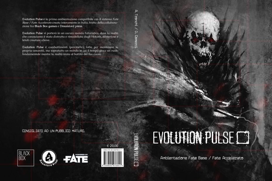 Copertina di Evolution Pulse